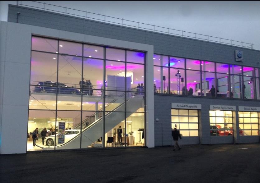 DONJON AUTOMOBILES Concessionnaire VOLKSWAGEN STE GENEVIEVE DES BOIS Auto occasion STE  # Volkswagen Sainte Genevieve Des Bois