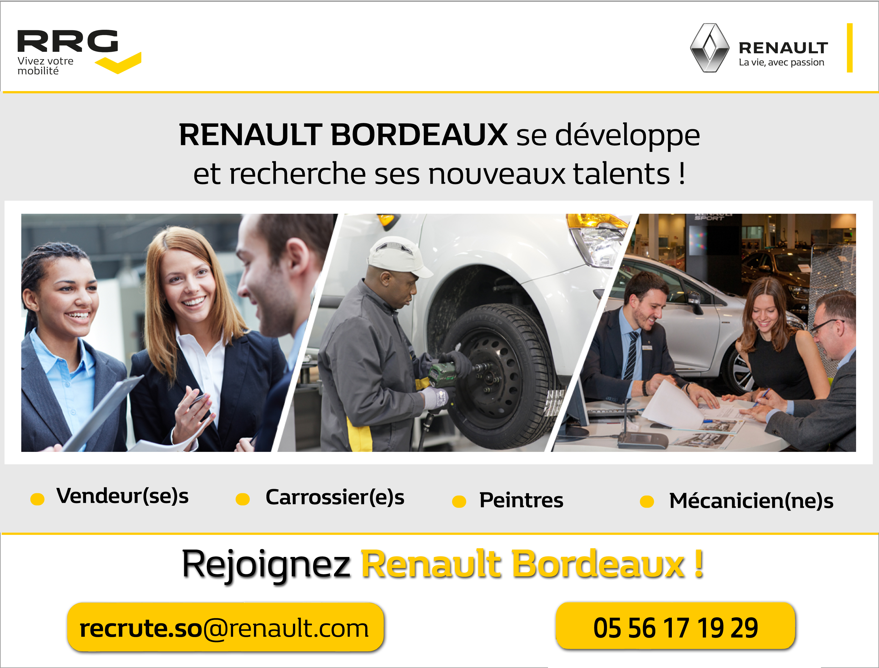 renault retail group bordeaux bruges   concessionnaire