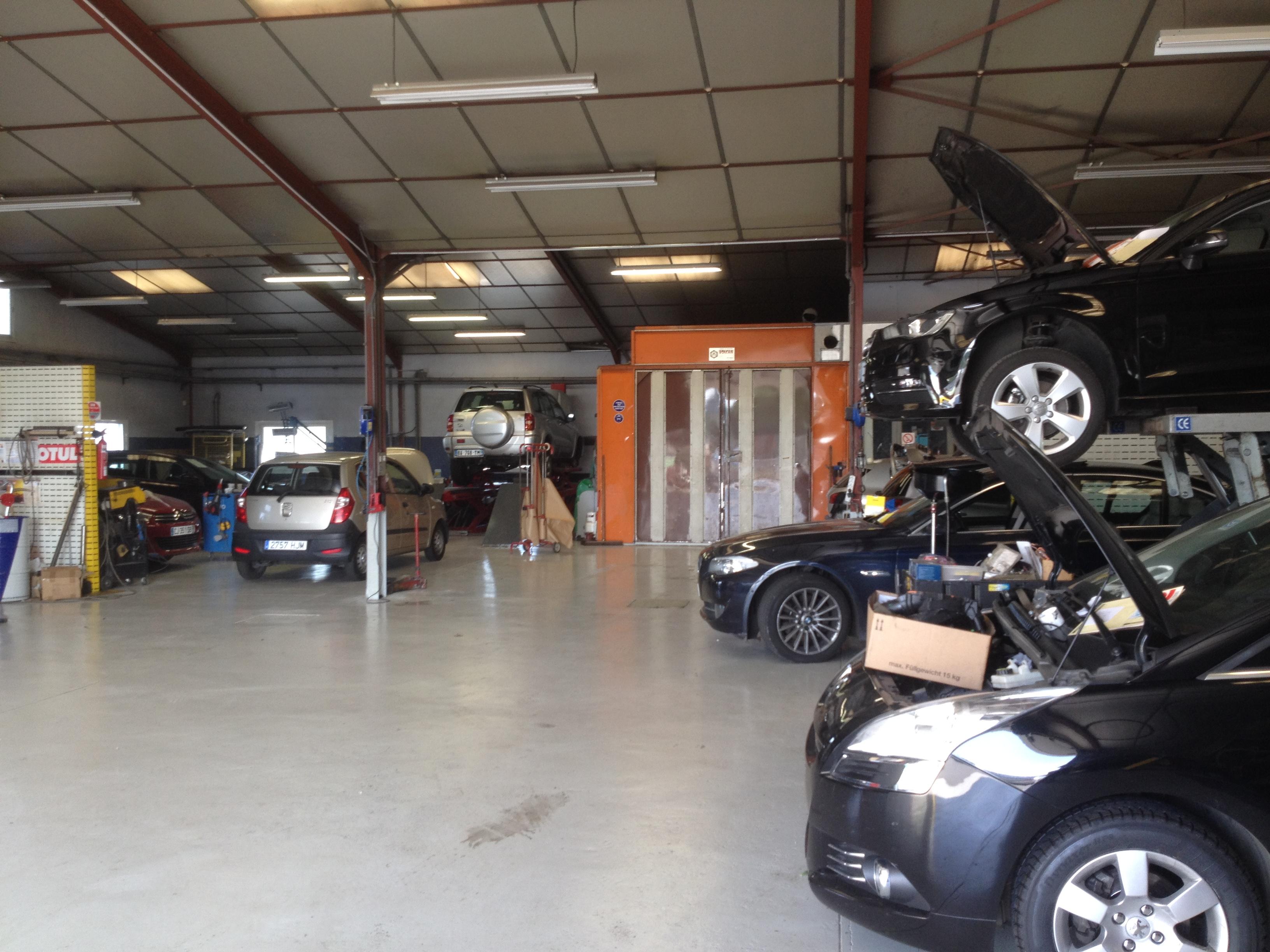 Garage Feytiat destiné présentation de la société - garage gros