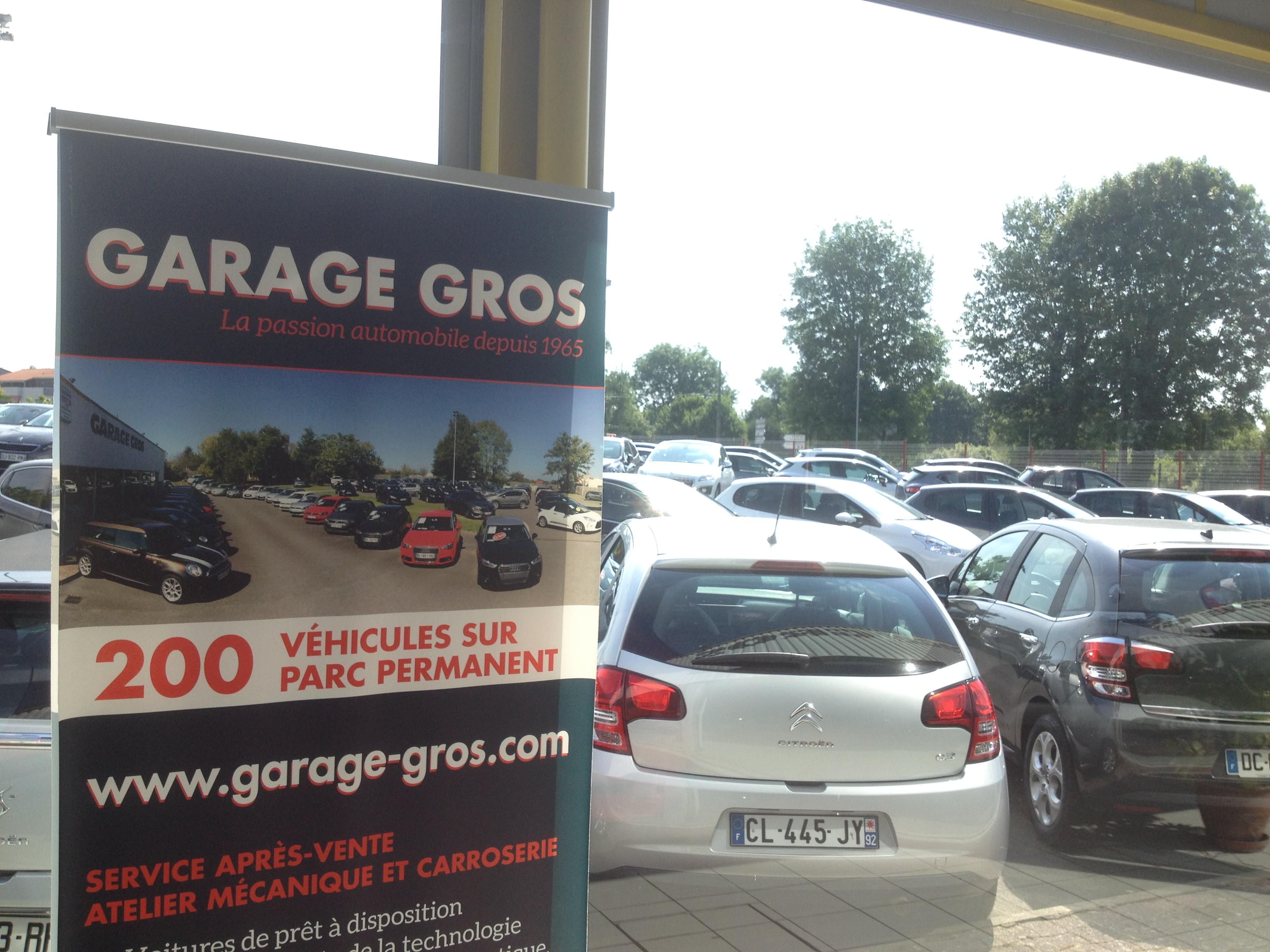 Garage Feytiat en ce qui concerne présentation de la société - garage gros