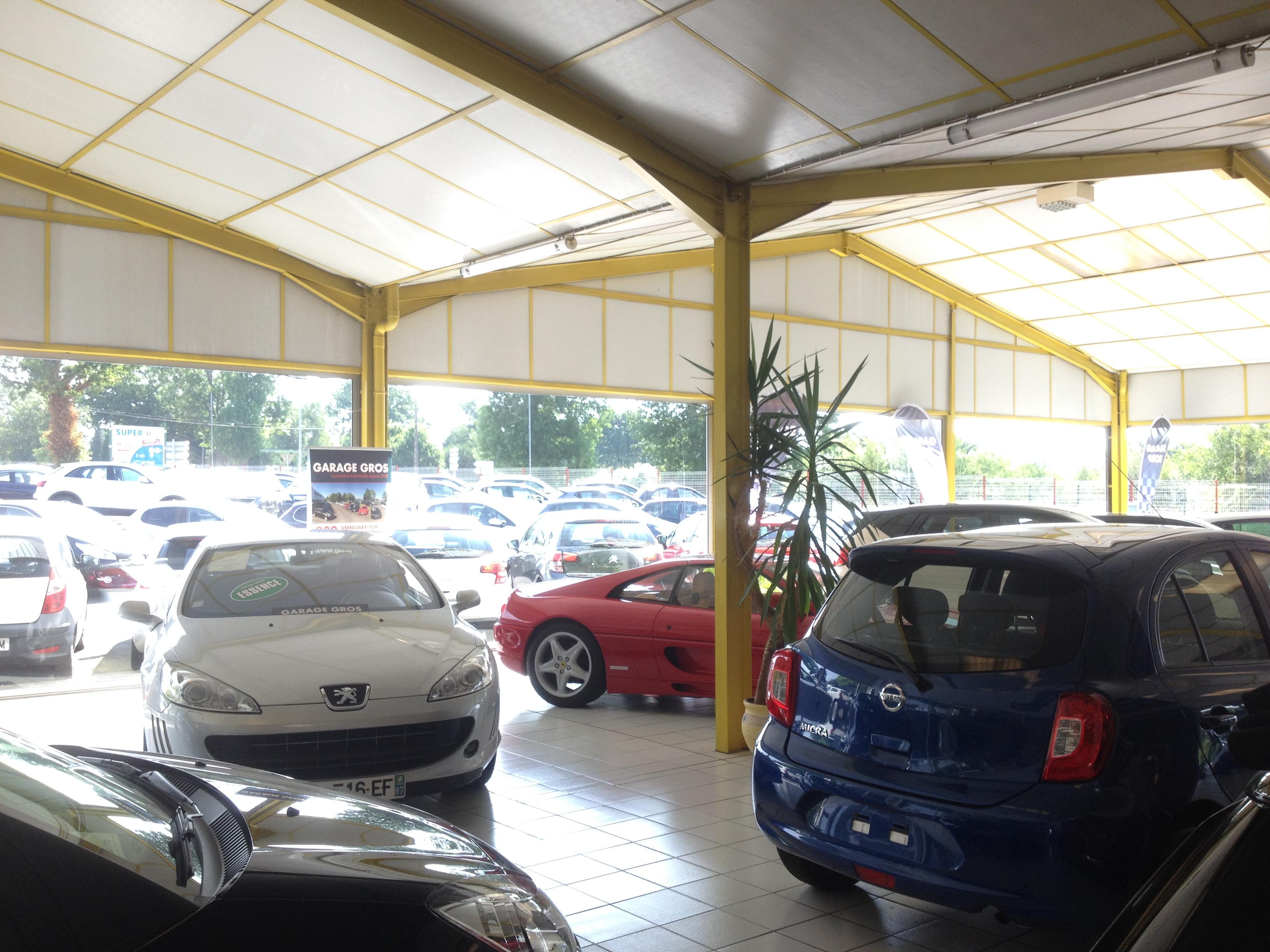 Garage Feytiat à présentation de la société - garage gros