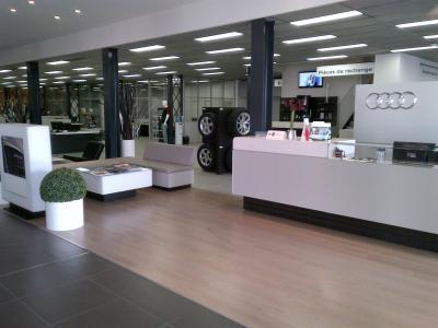 Audi rouen atelier
