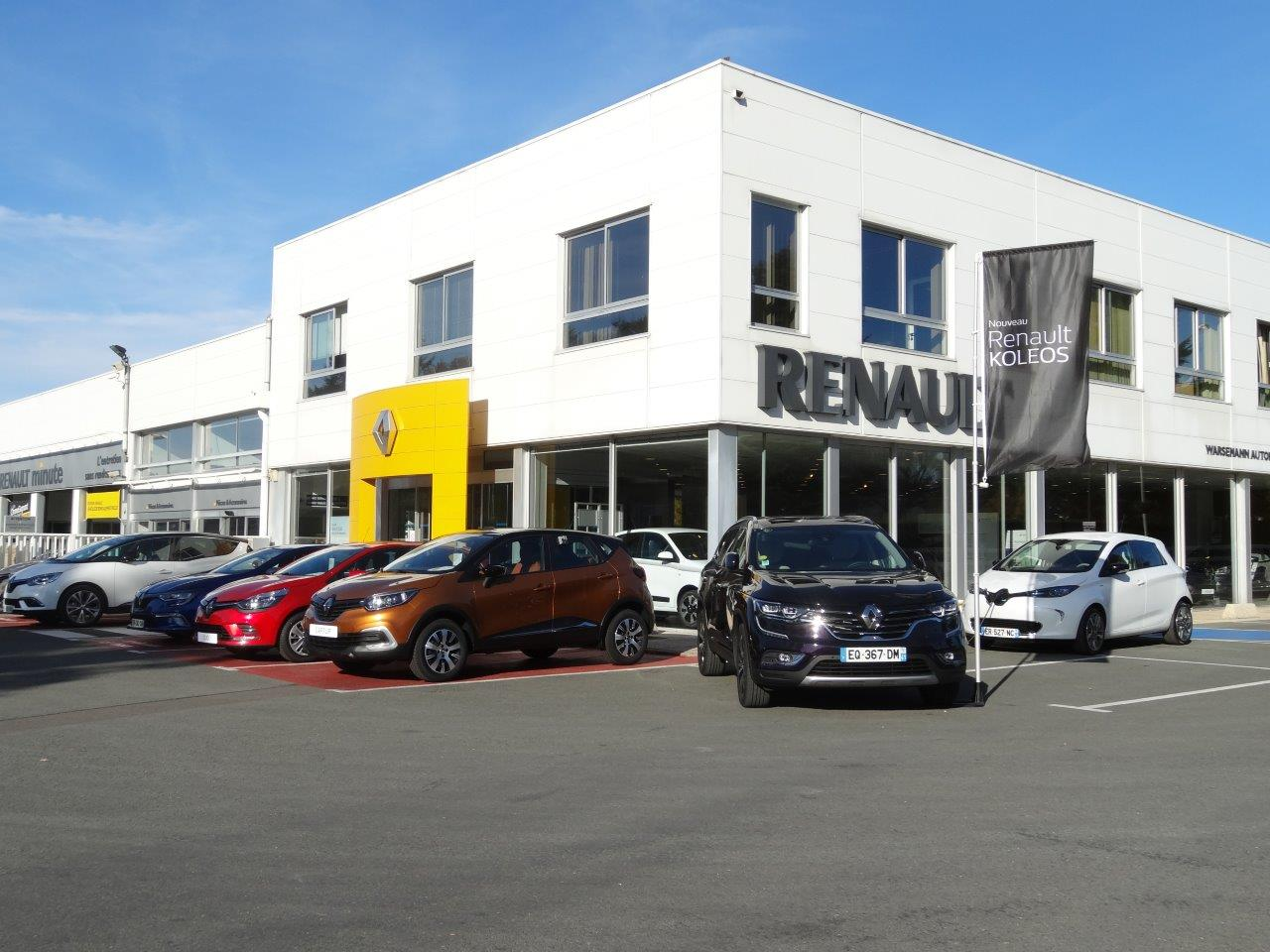 warsemann automobiles concessionnaire renault bracieux auto occasion bracieux. Black Bedroom Furniture Sets. Home Design Ideas