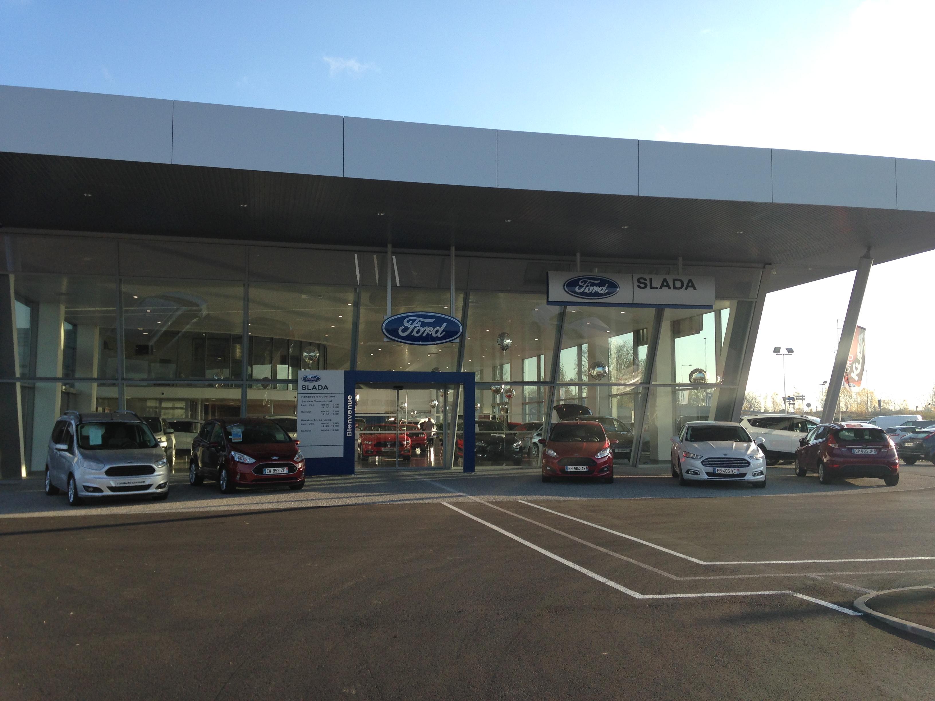 Ford Slada Toulouse : pr sentation de la soci t slada ford toulouse ~ Gottalentnigeria.com Avis de Voitures