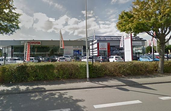 Toys motors lille concessionnaire toyota villeneuve d ascq auto occasion villeneuve d ascq - Garage toyota villeneuve d ascq ...