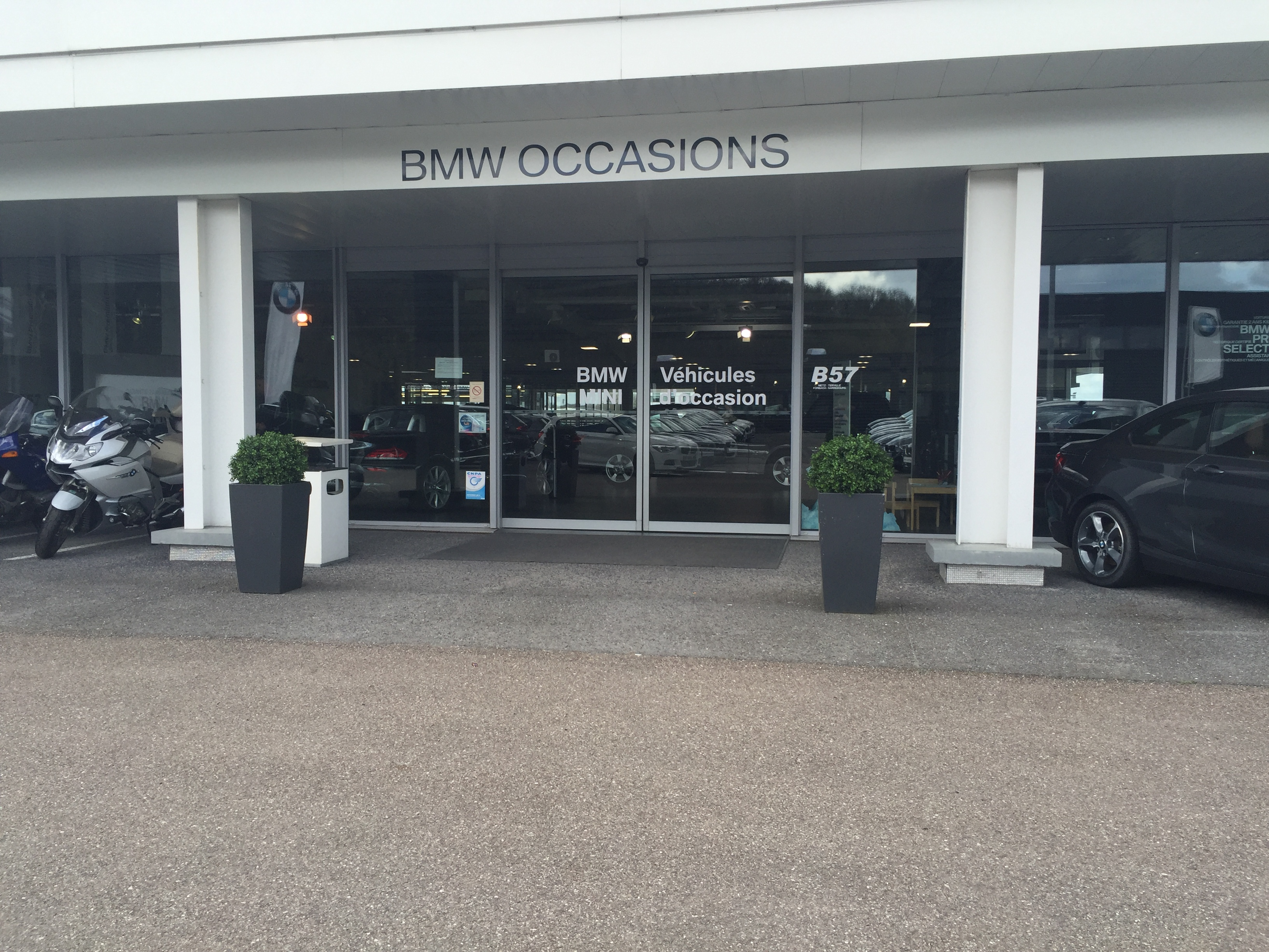 pr sentation de la soci t b57 bmw metz. Black Bedroom Furniture Sets. Home Design Ideas