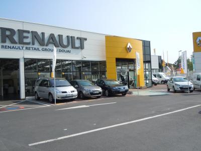 pr sentation de la soci t renault douai. Black Bedroom Furniture Sets. Home Design Ideas