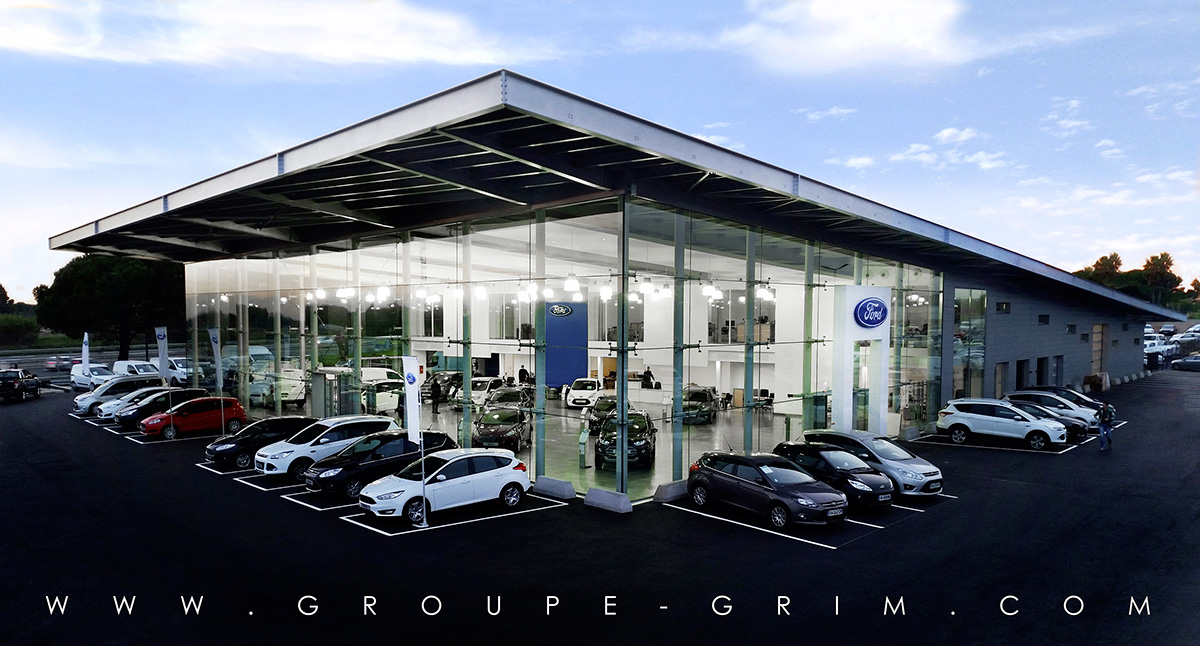 pr sentation de la soci t ford grim auto montpellier sas. Black Bedroom Furniture Sets. Home Design Ideas
