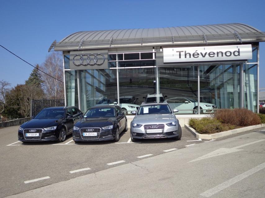 Pr sentation de la soci t volkswagen audi thevenod lons le saunier - Garage thevenod lons le saunier ...
