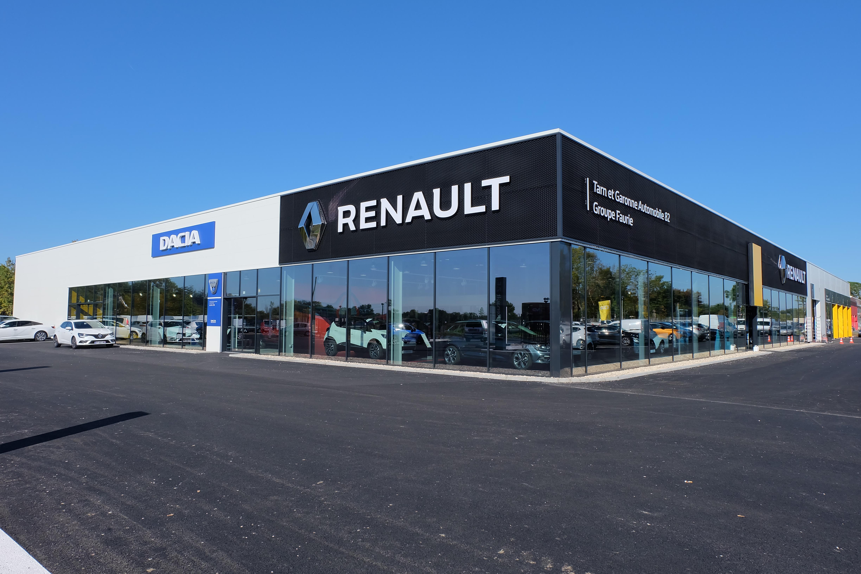Renault montauban tga 82 concessionnaire renault for Garage renault rue gambetta le mans