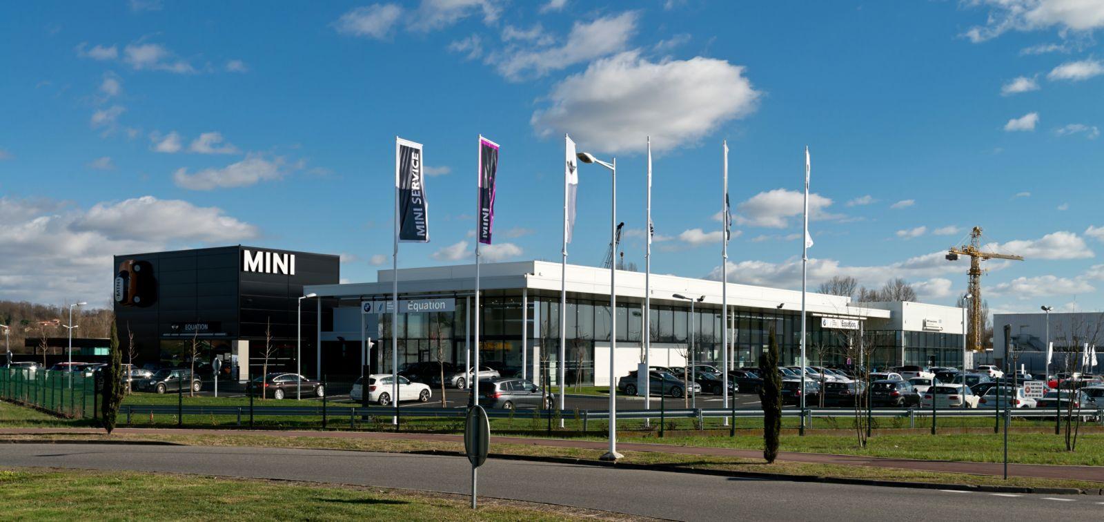 BMW MINI EQUATION TOULOUSE : Concessionnaire BMW LABEGE - Auto ...
