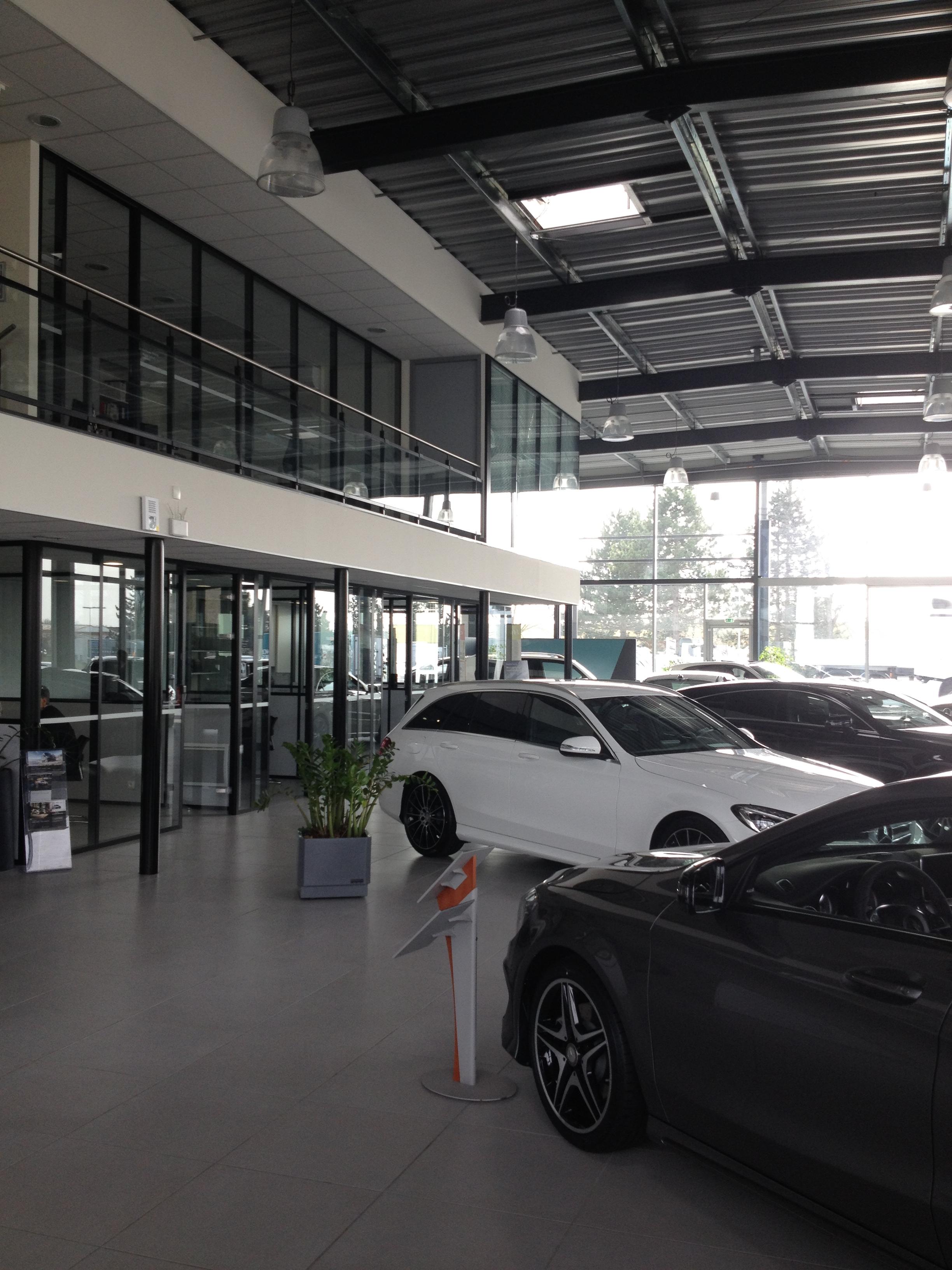 Etoile D Auvergne Mercedes Benz Smart Aurillac
