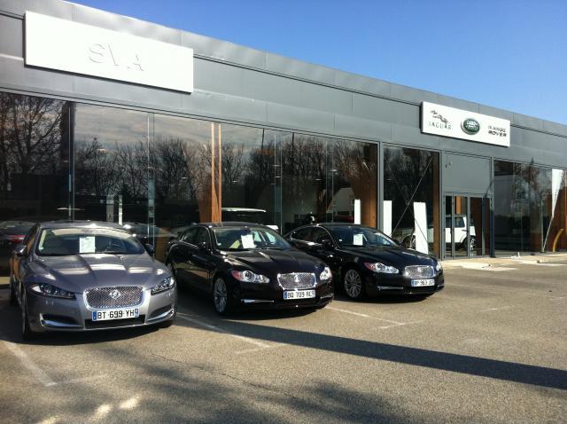 Range Rover Avignon : pr sentation de la soci t sva land rover jaguar avignon ~ Gottalentnigeria.com Avis de Voitures