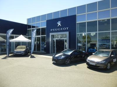 pr sentation de la soci t peugeot dreux midi auto 28. Black Bedroom Furniture Sets. Home Design Ideas