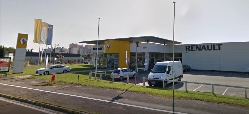 Renault savy concessionnaire renault quincy sous senart for Grand garage feray renault
