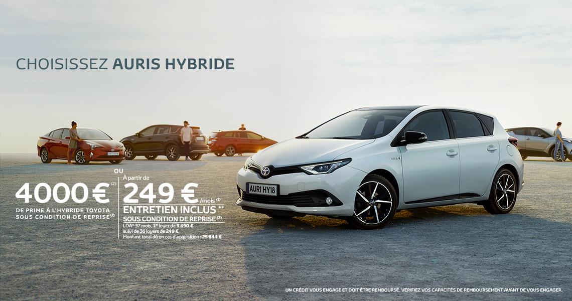 Toyota Auris Hybride : toyota saumur concessionnaire toyota distre auto occasion distre ~ Maxctalentgroup.com Avis de Voitures