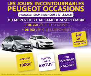 promo voiture d 39 occasion illzach siam peugeot mulhouse. Black Bedroom Furniture Sets. Home Design Ideas