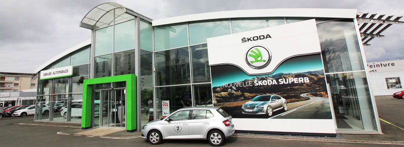 danube automobiles concessionnaire skoda angers auto occasion angers. Black Bedroom Furniture Sets. Home Design Ideas