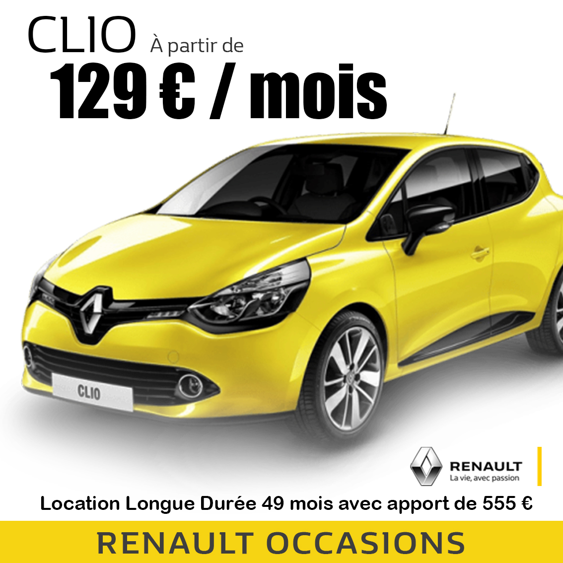 renault clio occasion chambray les tours renault tours. Black Bedroom Furniture Sets. Home Design Ideas