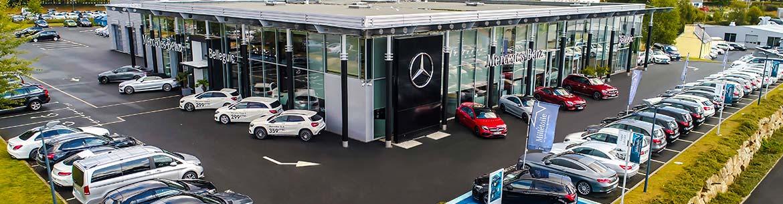 Garage belleguic concessionnaire mercedes quimper auto for Garage espace auto quimper