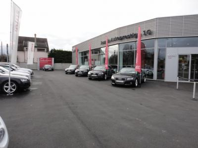Concessionnaire audi 92 audi bauer paris concessionnaire for Garage chatillon montrouge