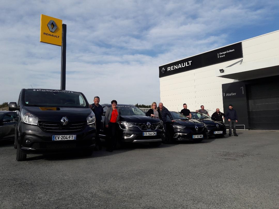 Garage guibert voiture occasion marsilly vente auto for Vente vehicule garage