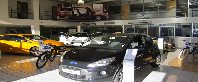 Pr sentation de la soci t ford nimes for Garage ford la valette