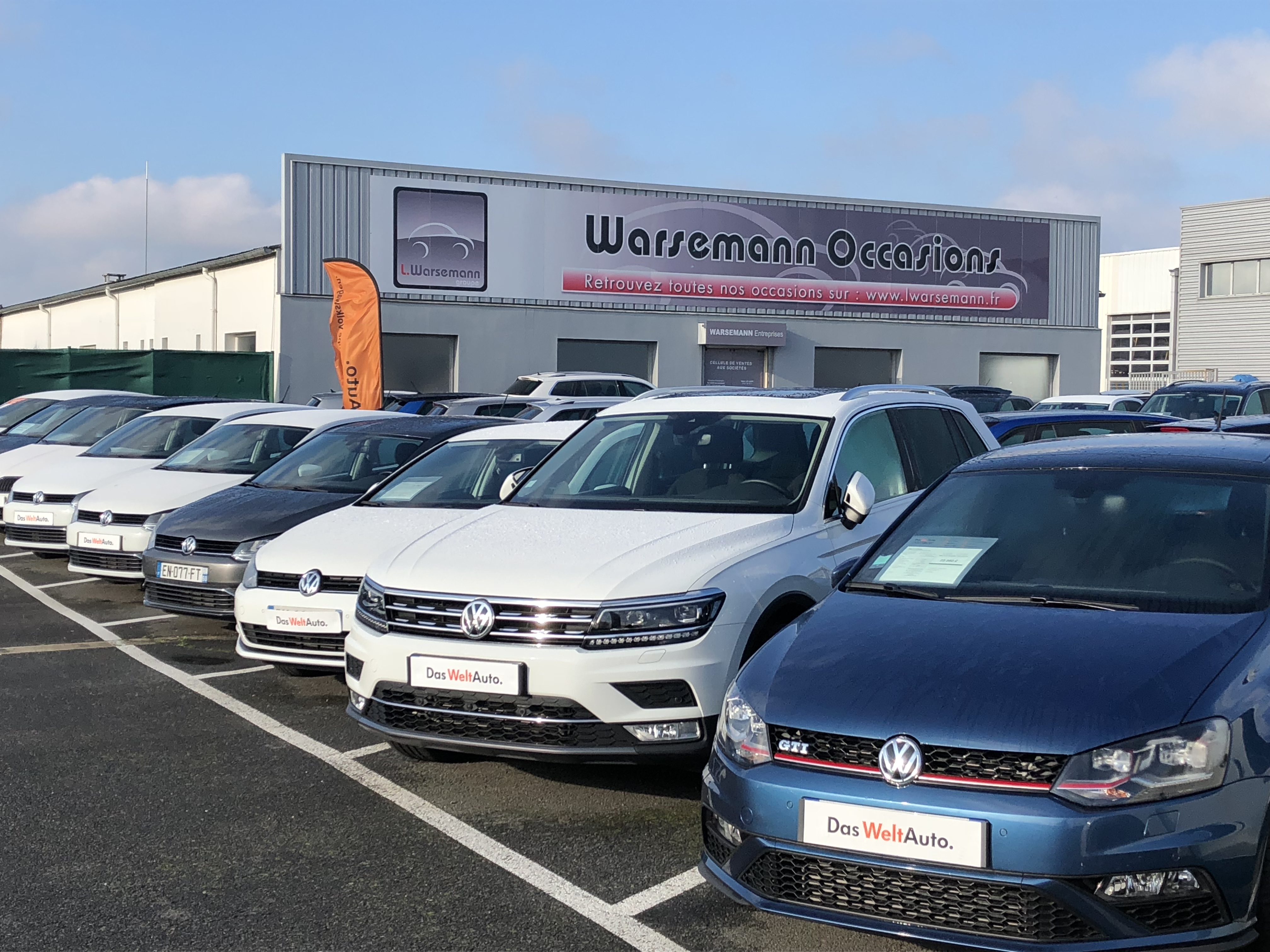 Garage Volkswagen 93 : garage warsemann ~ Dallasstarsshop.com Idées de Décoration