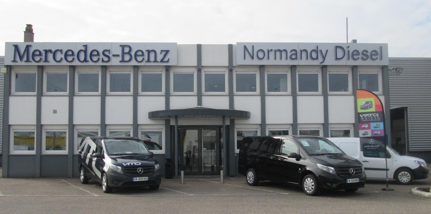 Normandy diesel 76 concessionnaire mercedes st etienne du rouvray auto occasion st etienne - Garage mercedes saint etienne ...