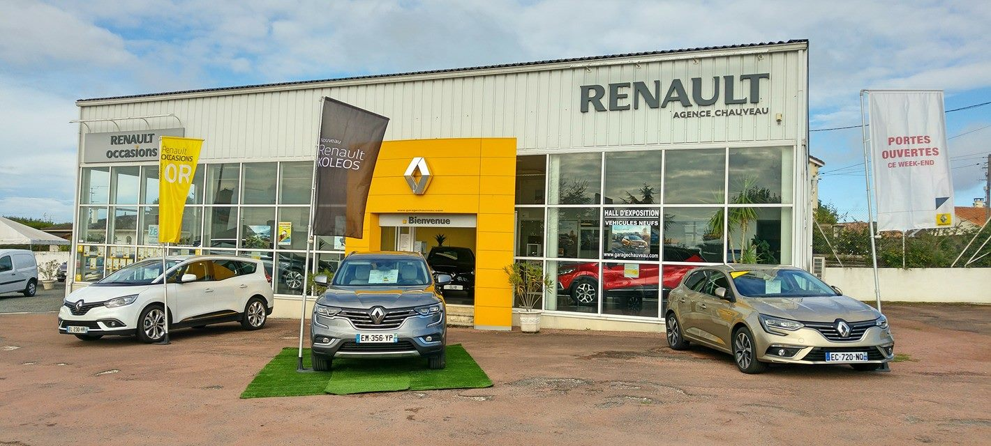 pr sentation de la soci t garage chauveau renault. Black Bedroom Furniture Sets. Home Design Ideas