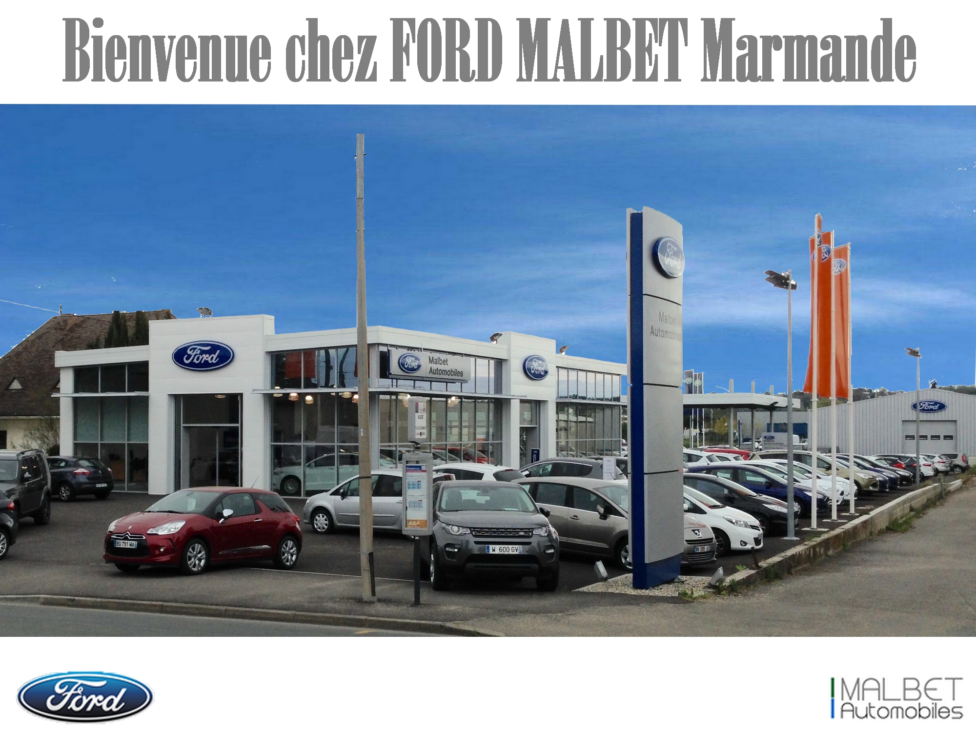 pr sentation de la soci t ford malbet marmande. Black Bedroom Furniture Sets. Home Design Ideas