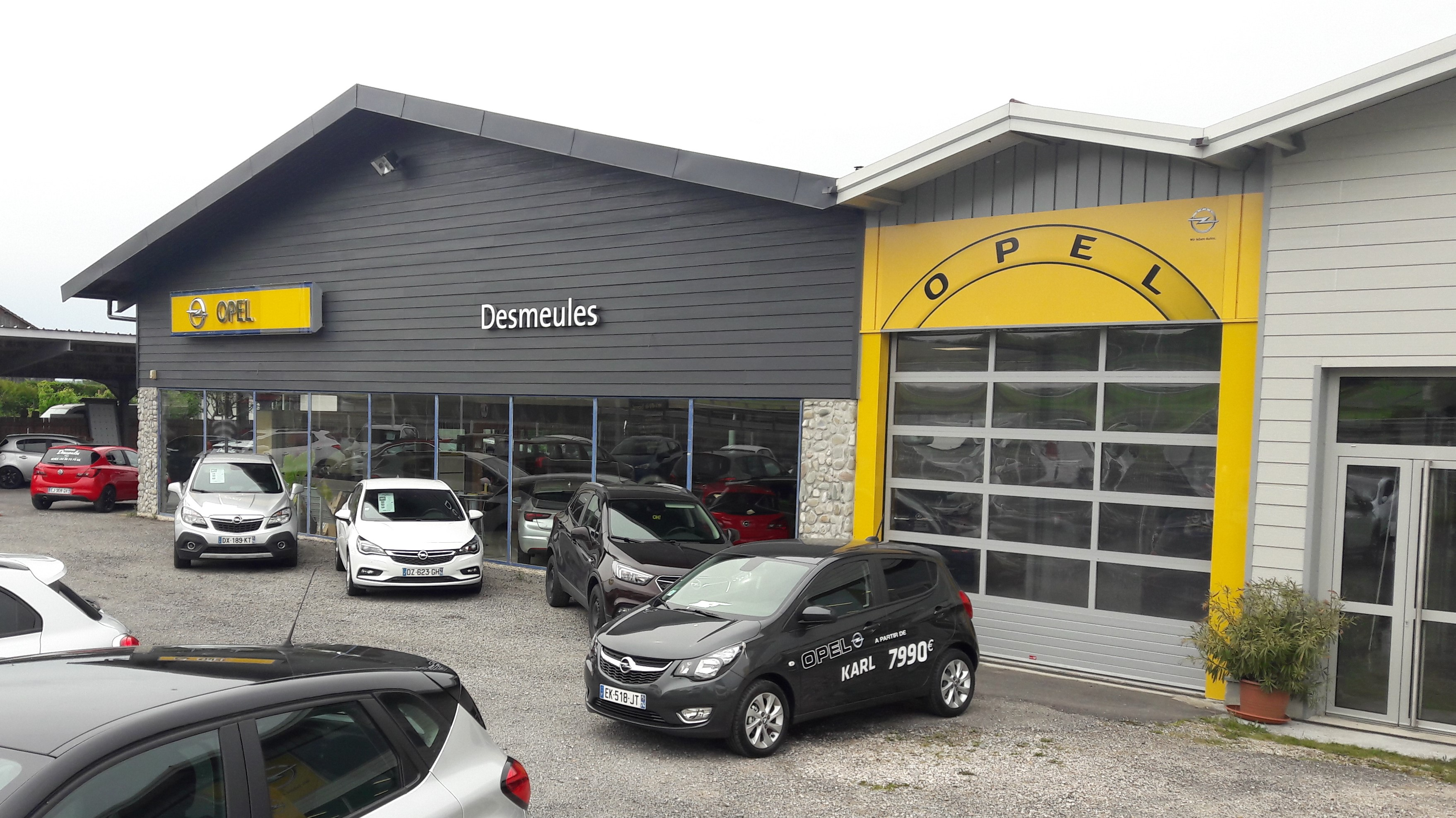 Garage desmeules voiture occasion sciez vente auto sciez for Garage vente voiture occasion dijon