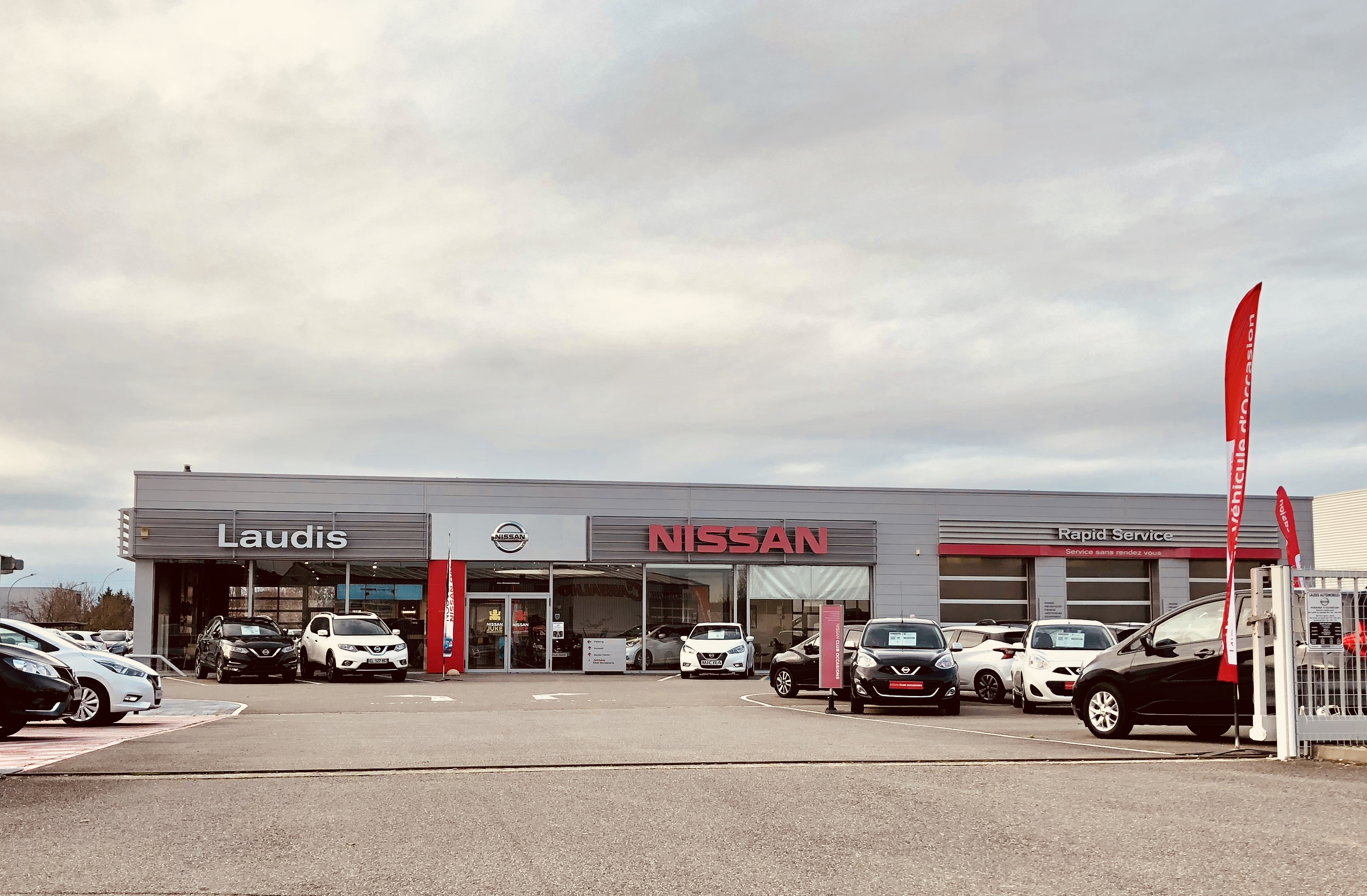 laudis automobiles nissan montauban concessionnaire nissan montauban auto occasion montauban. Black Bedroom Furniture Sets. Home Design Ideas
