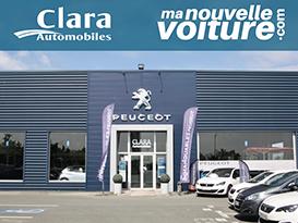 Clara automobiles saintes manouvellevoiture com for Garage peugeot clara saintes