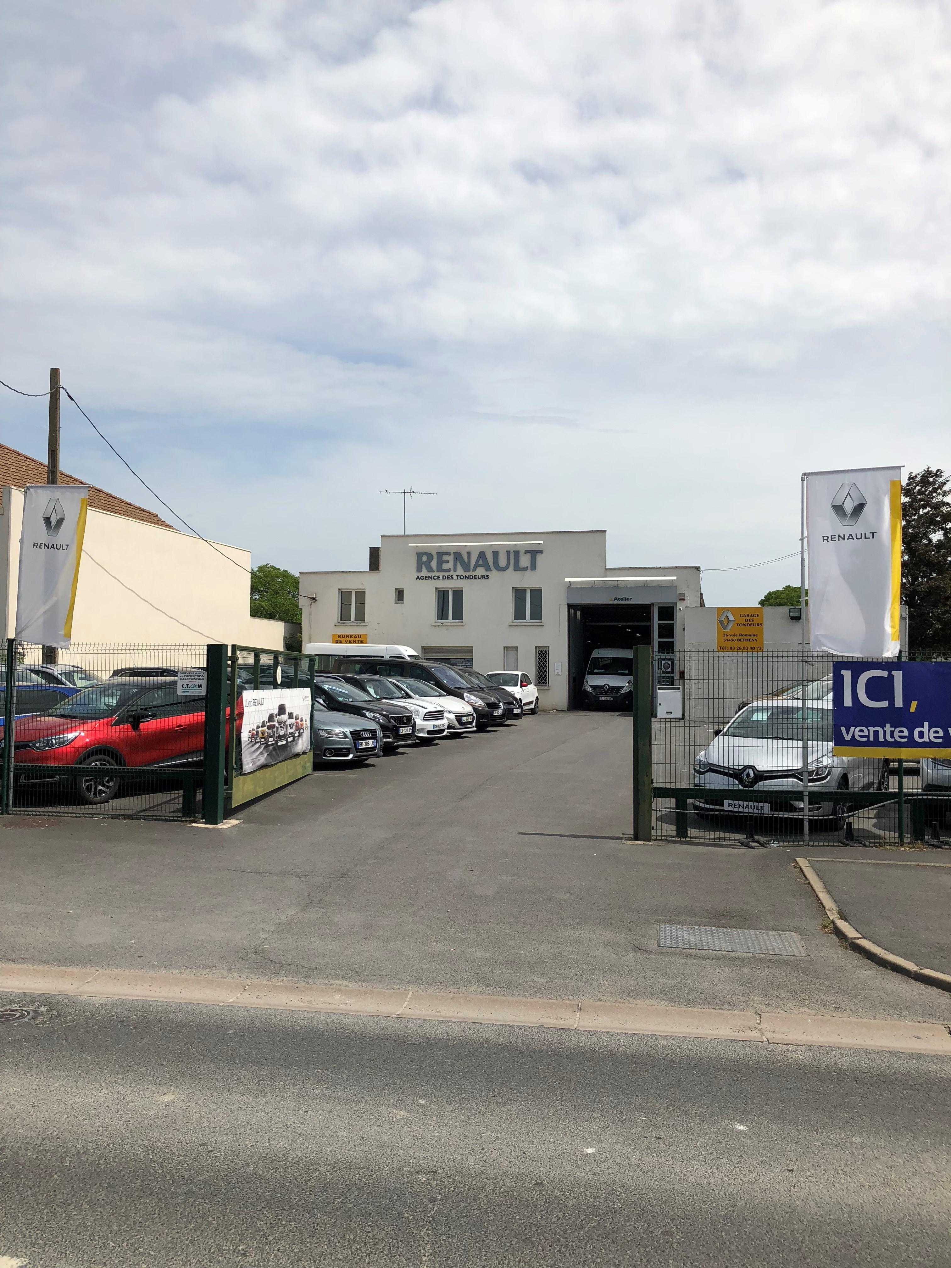 Garage des tondeurs voiture occasion betheny vente for Vente vehicule garage