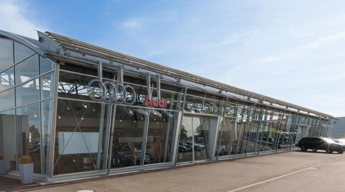 Garage Audi Strasbourg