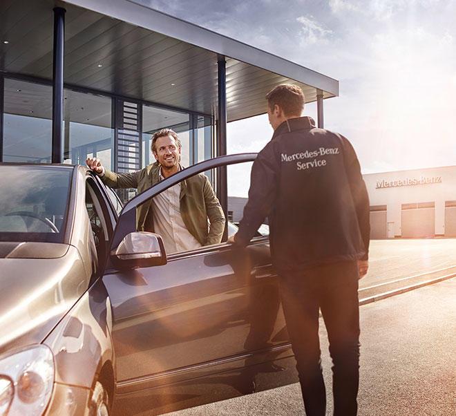 Mercedes Benz Service D: MERCEDES LG TOULOUSE