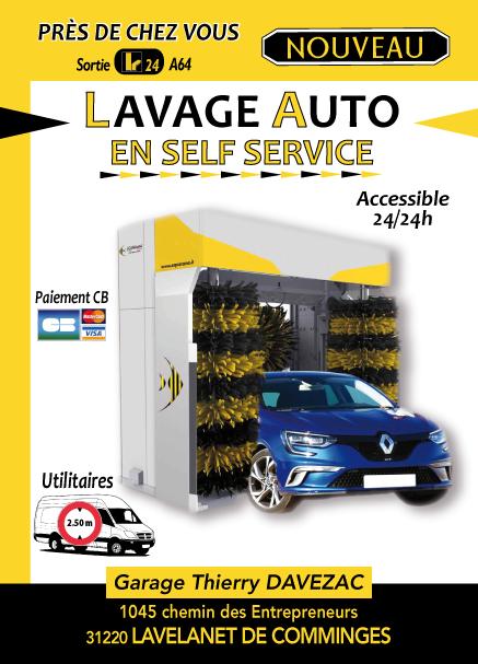 Automobiles renault davezac voiture occasion lavelanet for Tarif horaire auto entrepreneur nettoyage