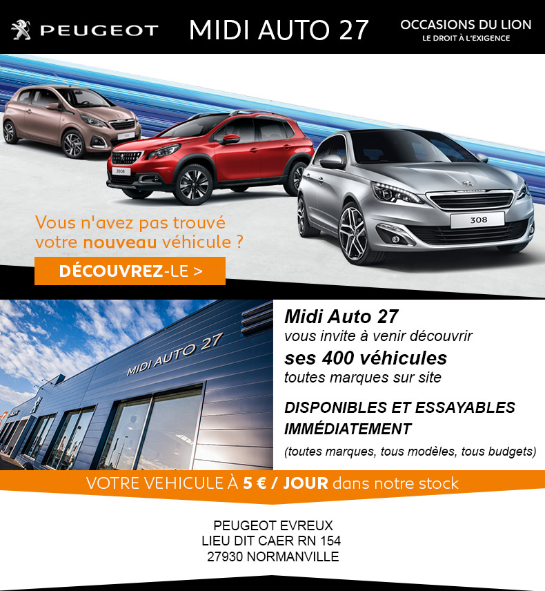 promo voiture d 39 occasion normanville peugeot evreux. Black Bedroom Furniture Sets. Home Design Ideas