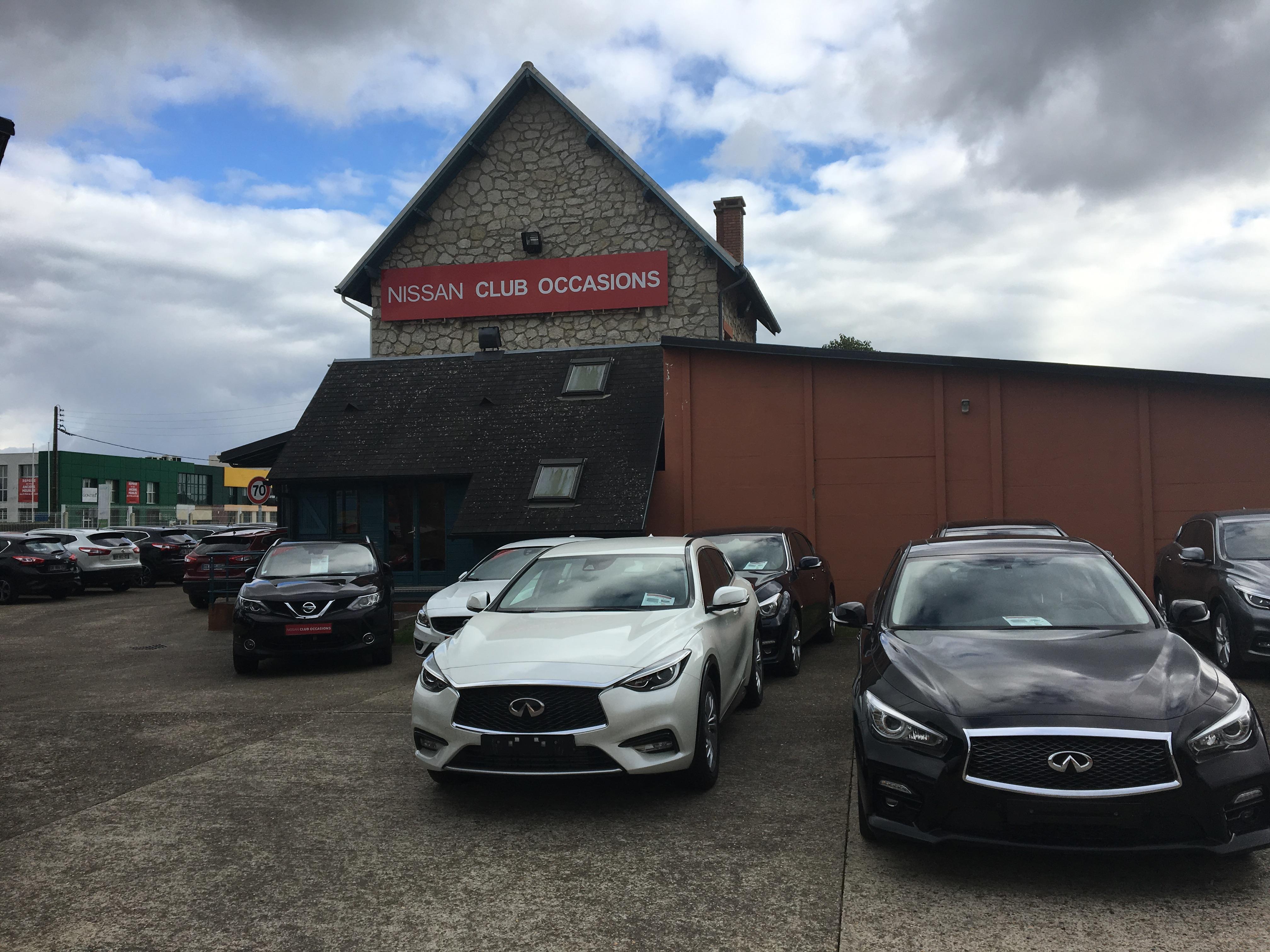 Pr 233 Sentation De La Soci 233 T 233 Neubauer Distributeur Nissan
