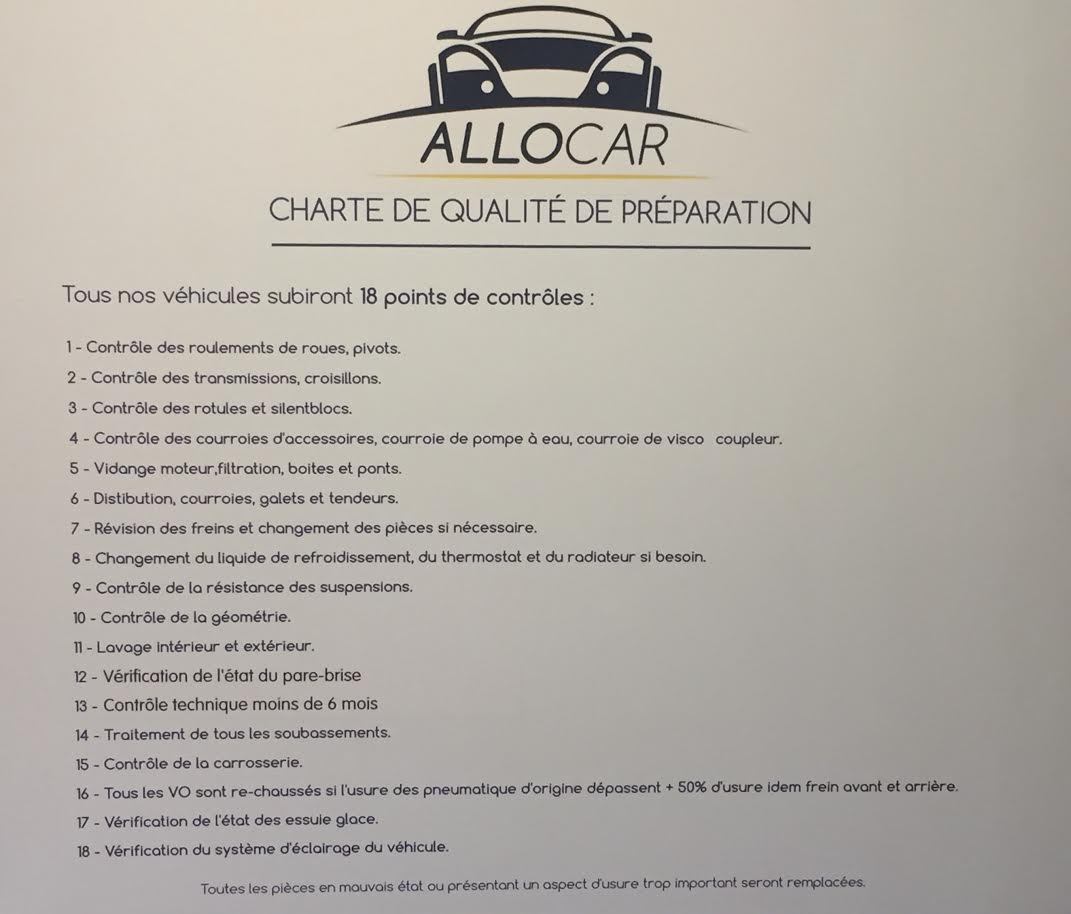 controle eclairage vehicules