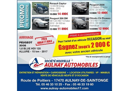 Aulnay automobiles voiture occasion aulnay vente auto for Garage aulnay automobile