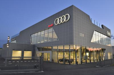 pr sentation de la soci t audi bymycar lyon. Black Bedroom Furniture Sets. Home Design Ideas