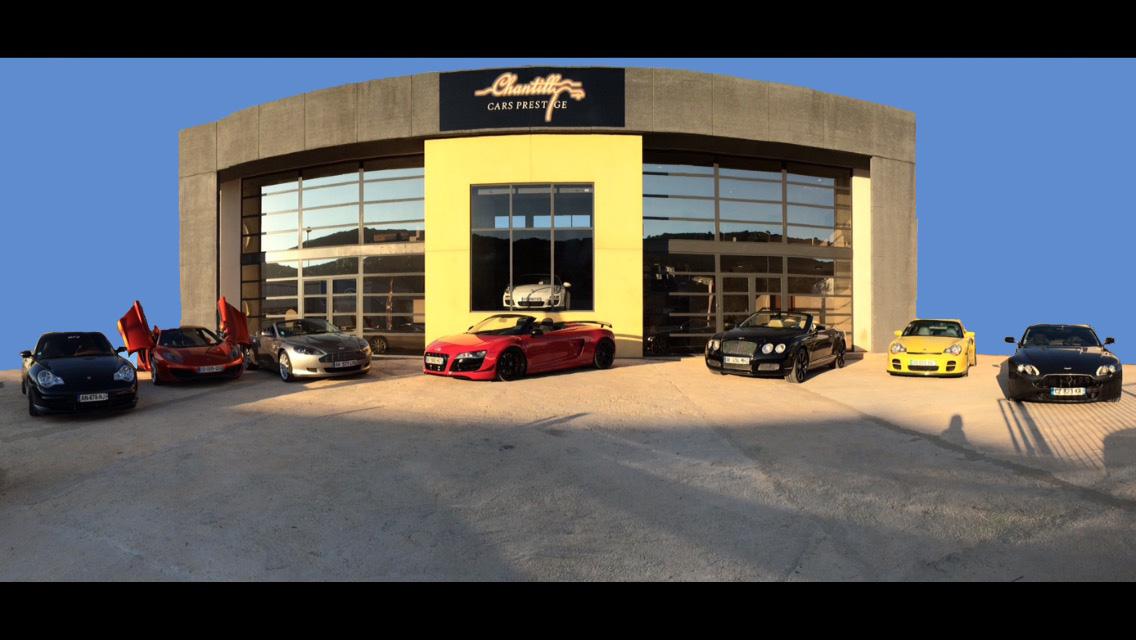 Chantilly cars prestige voiture occasion brignoles - Garage voiture occasion ouvert le dimanche ...