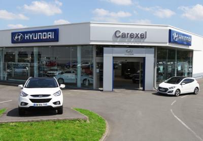 Carexel lievin concessionnaire hyundai lievin auto for Garage hyundai lievin