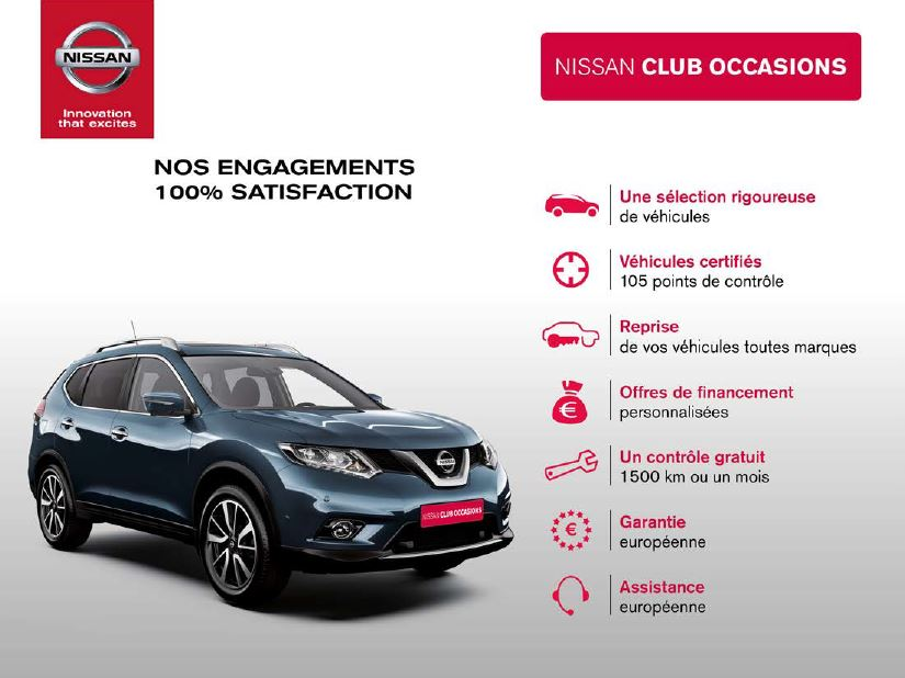 Nissan tours concessionnaire nissan chambray les tours for Garage audi chambray les tours
