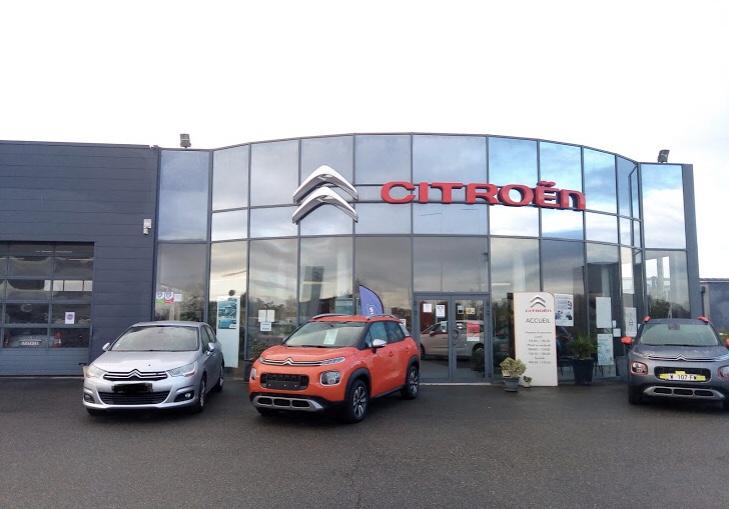 Garage lisle voiture occasion l 39 isle jourdain vente auto l 39 isle jourdain - Numero de telephone garage citroen ...