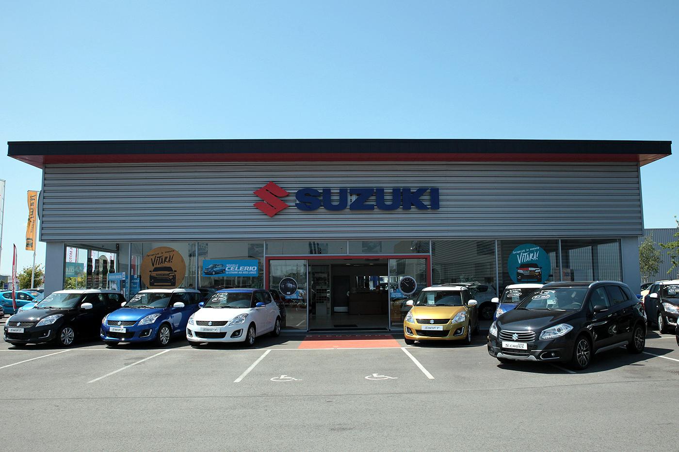 suzuki nantes autosphere voiture occasion orvault vente auto orvault. Black Bedroom Furniture Sets. Home Design Ideas