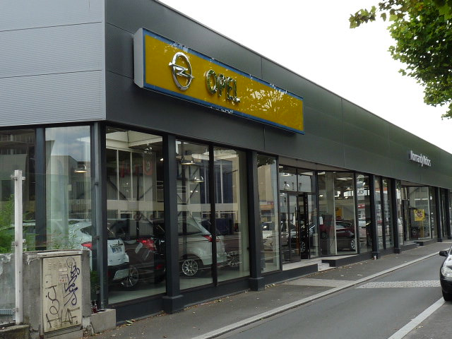 pr sentation de la soci t normandy motors opel rouen. Black Bedroom Furniture Sets. Home Design Ideas