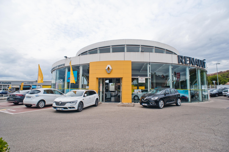 Renault vitrolles autosphere concessionnaire renault vitrolles auto occasion vitrolles - Garage peugeot vitrolles ...